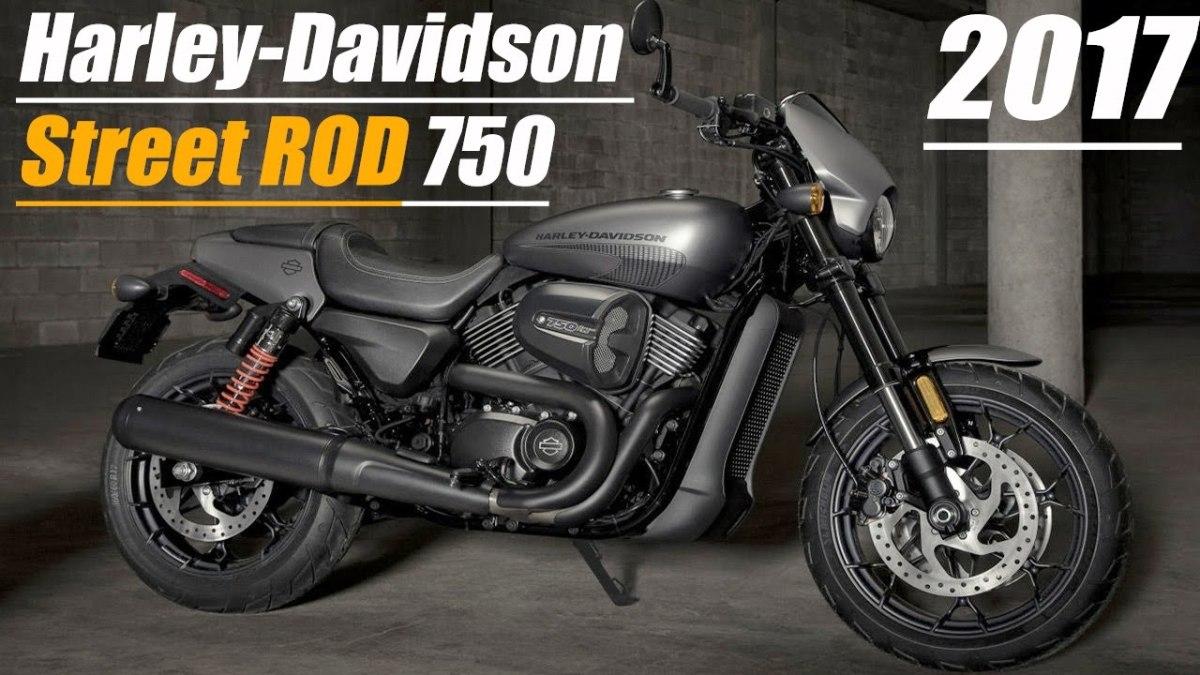 Harley-Davidson Street Rod 750cc